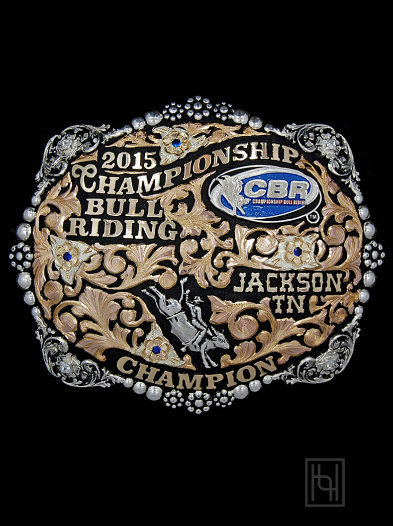 Laramie Belt Buckle Custom Trophy Buckles By Hyo Silver