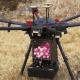 İtfaiyeciler Ateş Topu Fırlatan Drone'lar Kullanıyor