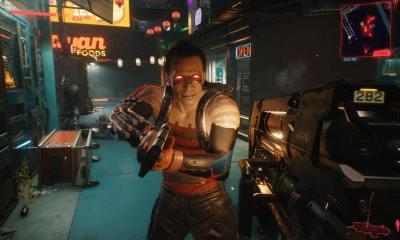 Cyberpunk 2077 Çıktığı Gün Google Stadia'da Oynanabilecek