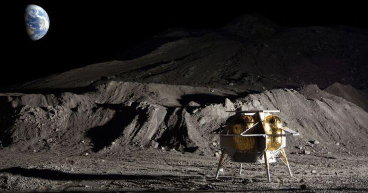 Yaklaşan Görev İnsan Kalıntılarını Ay'a Uçuracak
