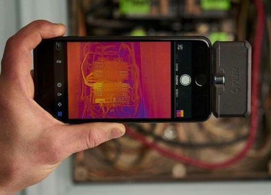 2 Adımda Telefon Kameranızı Termal Kameraya Çevirin
