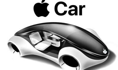 Apple Araba Üretecek!