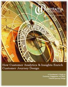 Customer Analytics & Insights Enrich Journey Design