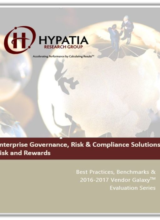 Enterprise Risk Management Software: Risk and Rewards