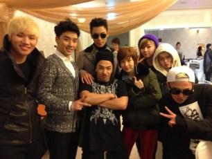 D-Unit BIGBANG Alive GALAXY Tour Final Seoul