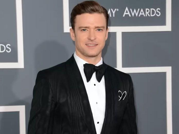 Justin Timberlake 2013 Grammys