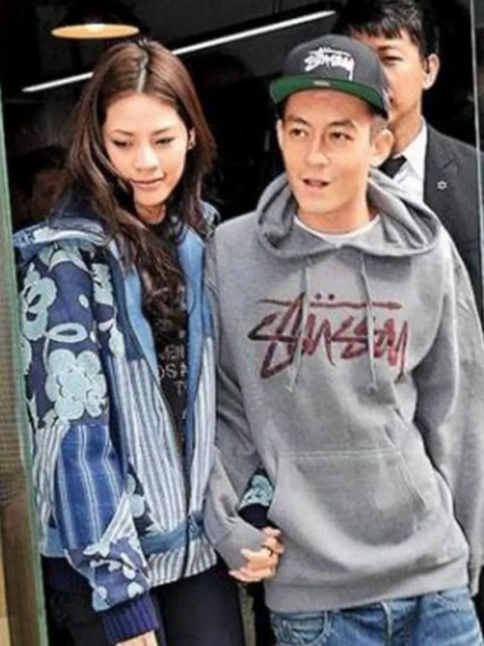 Edison Chen Girlfriend