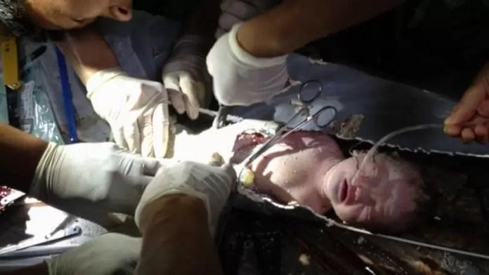 Baby 59 Abandoned Baby Sewage Pipe China