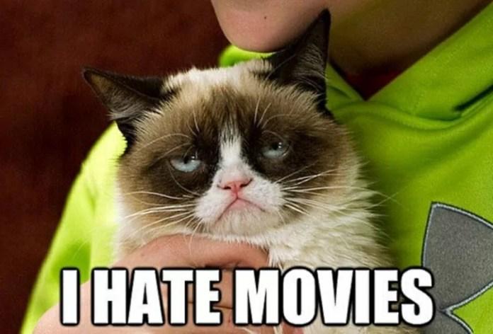 Grumpy Cat Movie