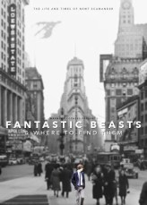 Fantastic Beasts and Where to Find Them fan posters classic