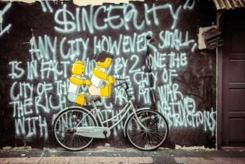 LEGO Street Art Johor Bahru Malaysia