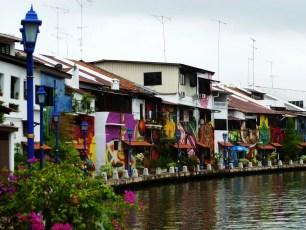 Malacca River Street Art 2