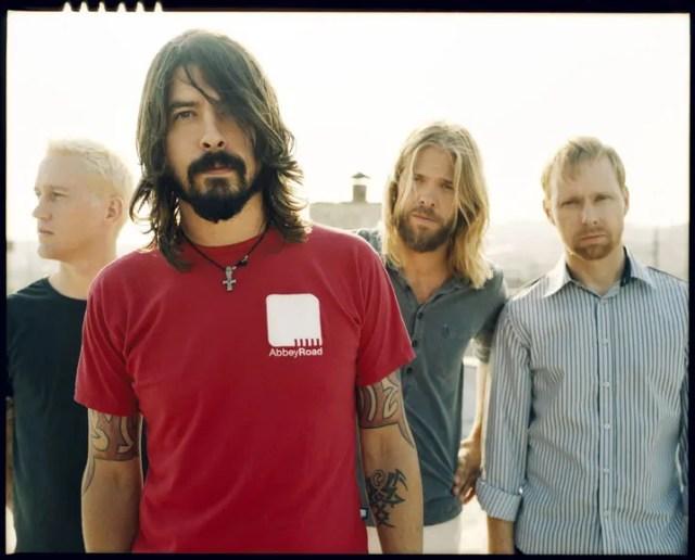 Photo via Foo Fighters on Facebook
