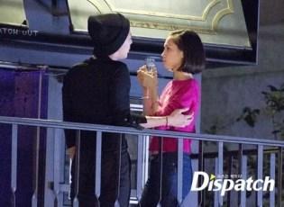 Dispatch G-Dragon and Kiko