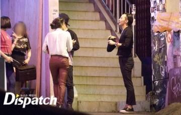 Jiyong spotted dating with Kiko Mizuhara