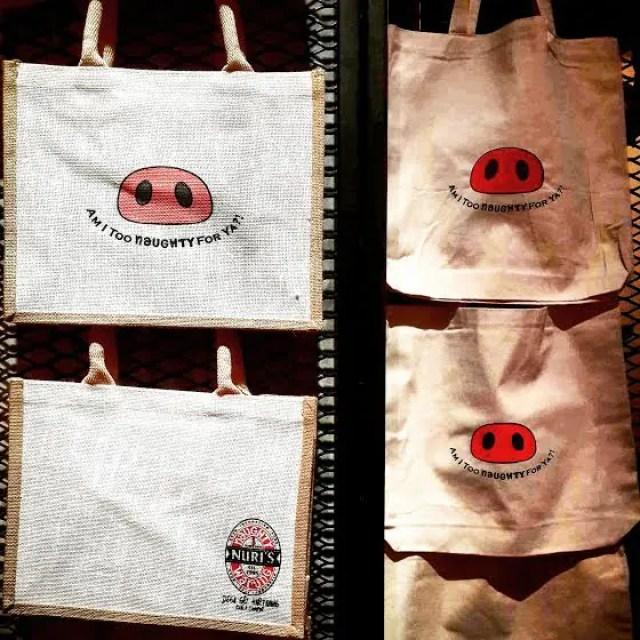 Naughty Nuri's KL Merchandise