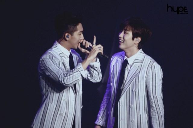 2015Baro and Sandeul