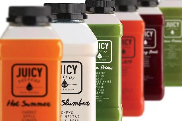 Juicy Retreat Cold-Pressed Juice Malaysia