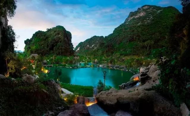 Source: The Banjaran Hotsprings Retreat