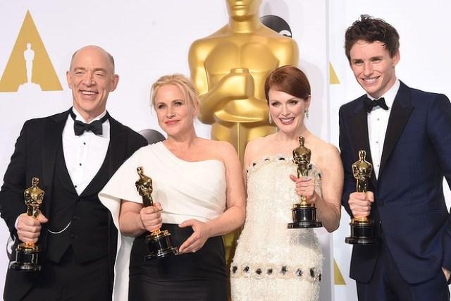 The 87th Academy Award Winner