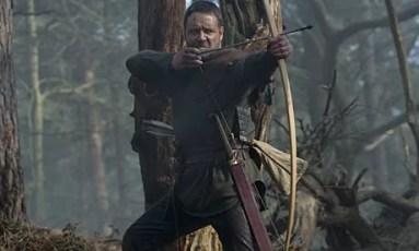 Russell Crowe in Robin Hood Movie