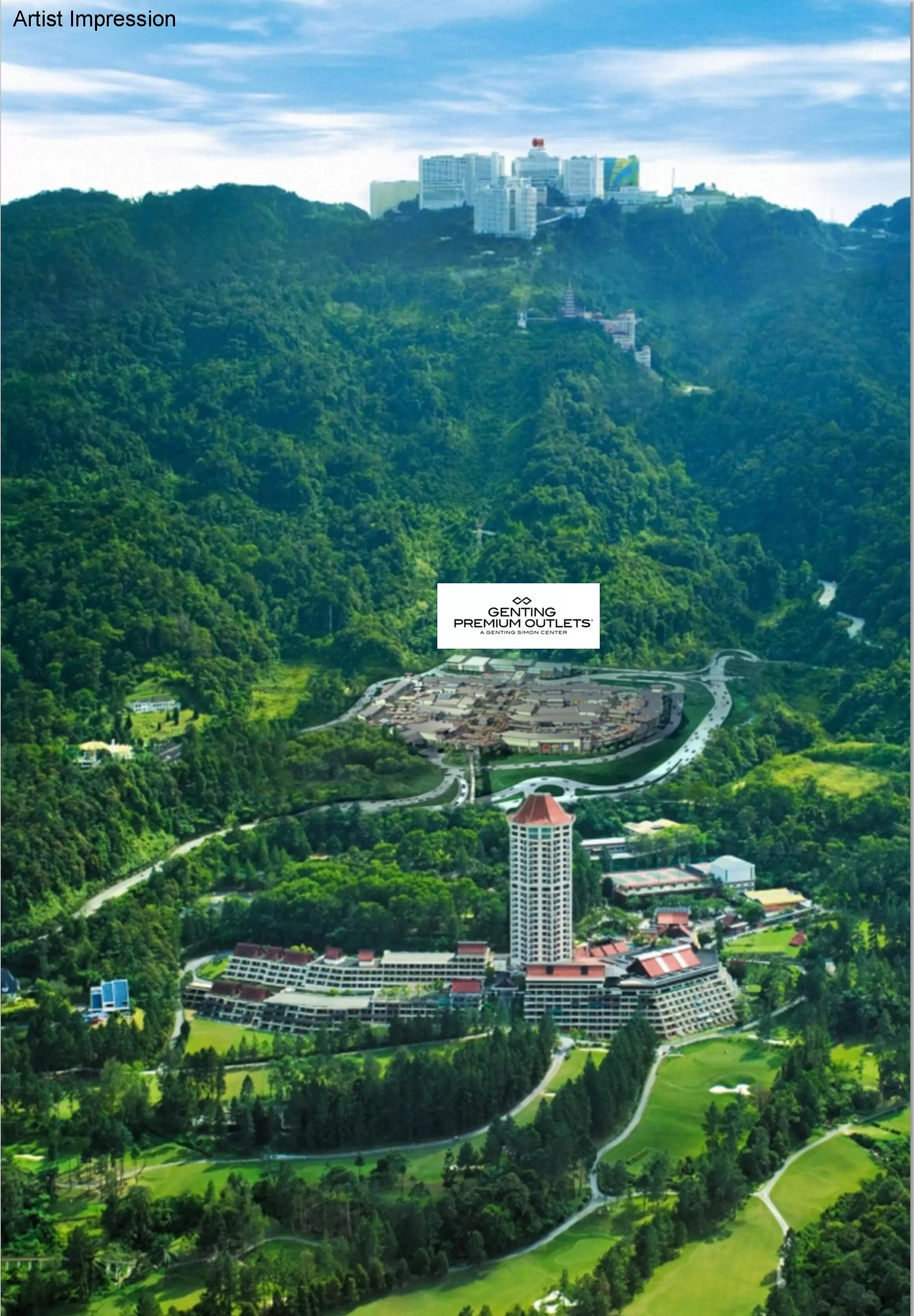 354a38f79 UPDATE)  GentingPremiumOutlets  Genting To Open First Hilltop ...