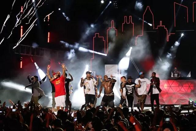 MTV Music Evolution 2015 Closing