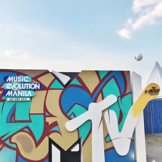 MTV Music Evolution 2015