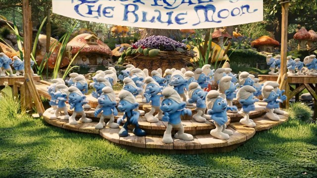 Source: The Smurfs - Facebook