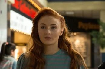 DF-00112 Sophie Turner is Jean Grey in X-MEN: APOCALYPSE.