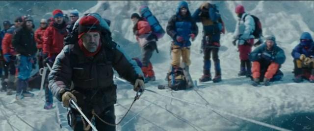 Everest Josh Brolin as Beck Weathers
