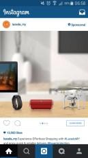 Lazada Instagram Ad 2