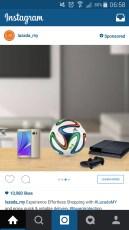 Lazada Instagram Ad 3