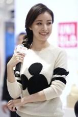 Nini_UNIQLO China Brand Spokeswoman