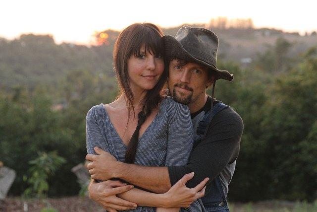 Jason Mraz and Christina Carano 2015