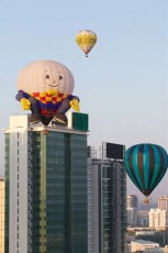 3 5 New Special Shape Balloon will be featured for the 8th Edition of Putrajaya Balloon Fiesta