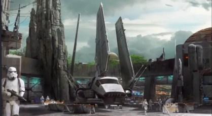 Disney Star Wars Land 4