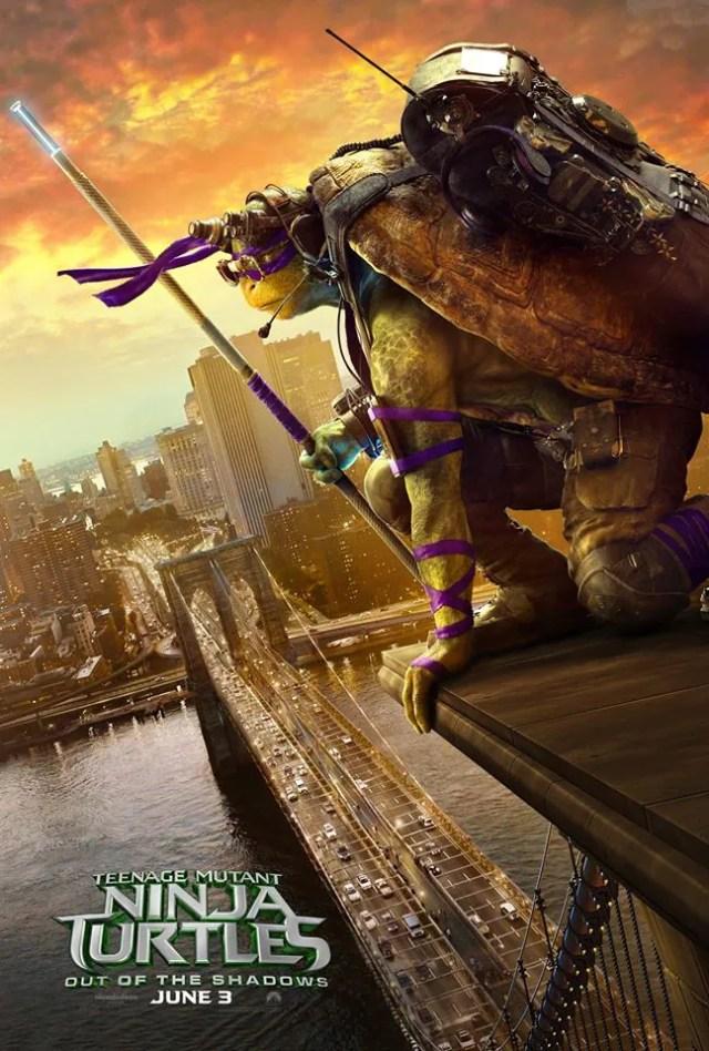 Donnie ninja turtles