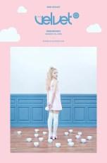 Red Velvet Comeback Teaser Yeri
