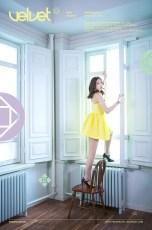 Red Velvet March 2016 Comeback Joy