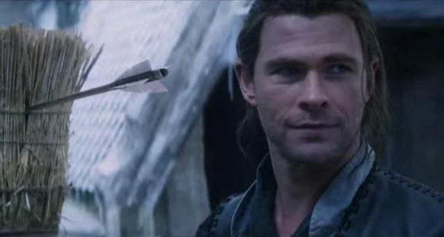 The Huntsman Winter's War Chris Hemsworth