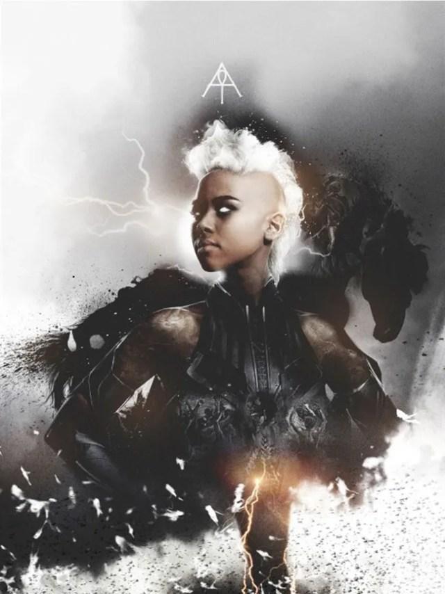 xmen storm