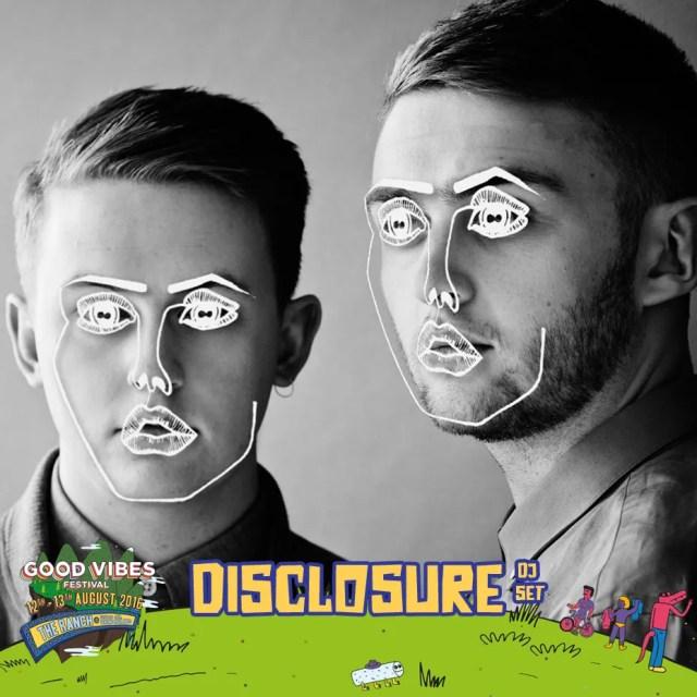 Disclosure Good Vibes Fest 2016