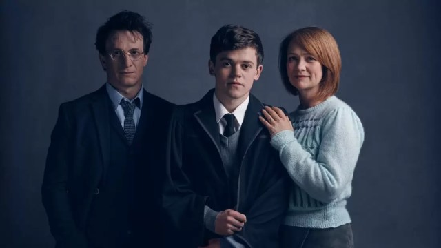 Harry Potter and the Cursed Child Harry Potter Albus Potter Ginny Potter