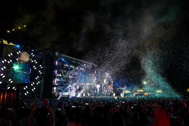 OneRepublic performs at MTV Music Evolution Manila 2016 on 24 Jun Pic 5 (Credit-MTV Asia & Kristian Dowling)