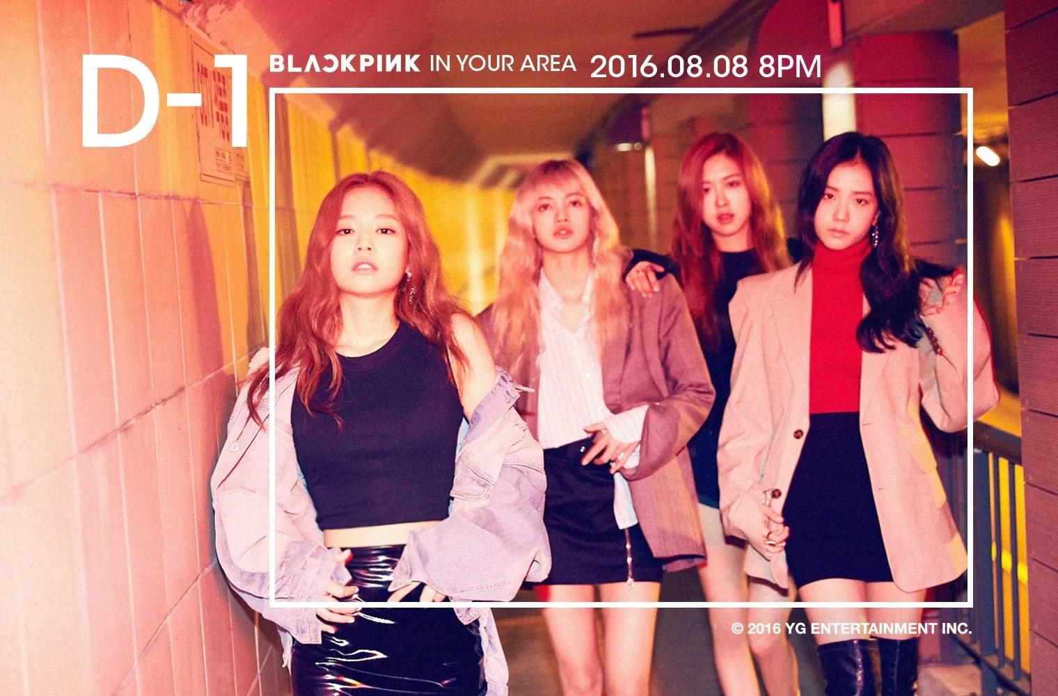 BLACKPINK: YG's New Girl Group Drops
