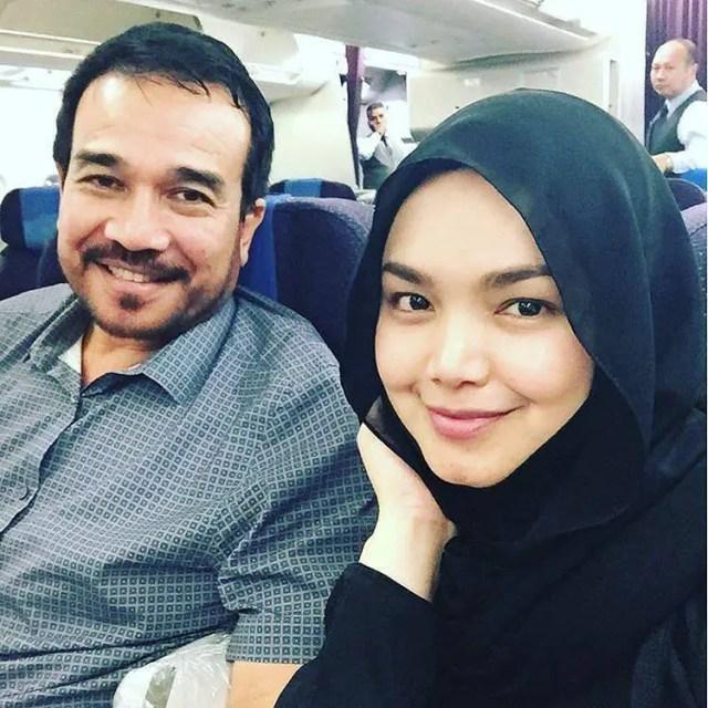 Source: Siti Nurhaliza's Facebook