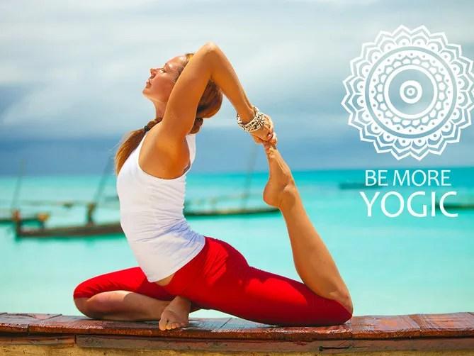 Be More Yogic
