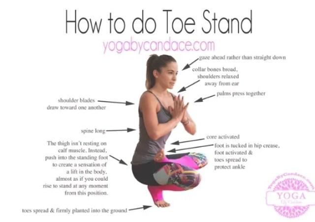 yoga candace