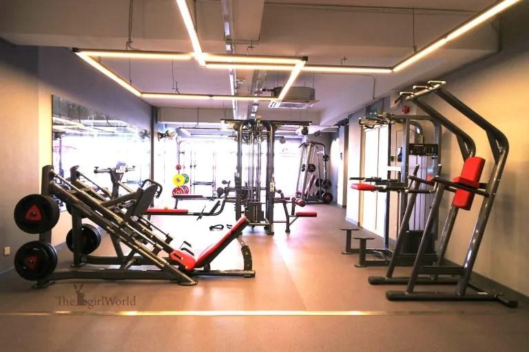 Gym fitness centre kl malaysia sunway resort hotel spa